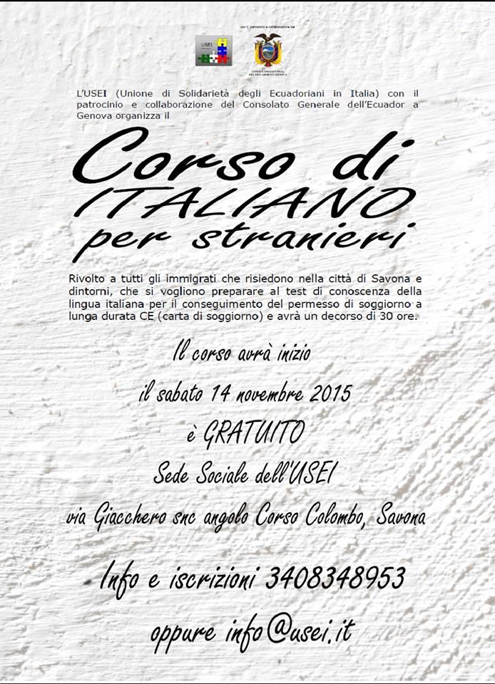 Emejing Test Di Lingua Italiana Per Carta Di Soggiorno Photos - Idee ...