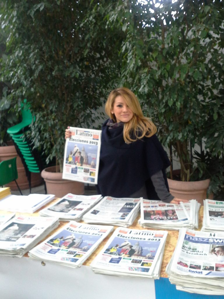 I Forum Mujer Hoy: Un Reto Constante, por el día de la Mujer en Italia