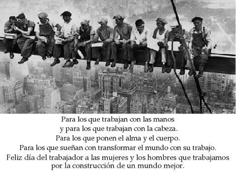 Feliz Día del Trabajador, Expreso Latino siempre junto a ti!