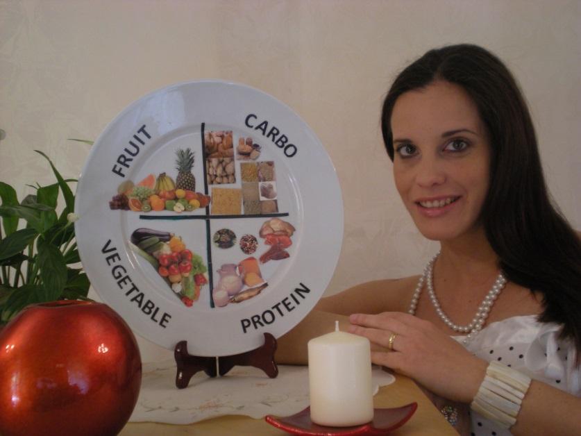 """EL PROYECTO """"MY PLATE"""" en español"""