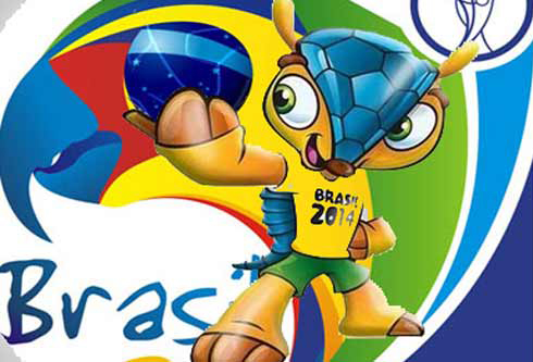 Horarios de los partidos MUNDIAL BRASIL 2014