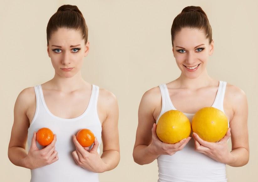 """Resultado de imagen de aumentar tamaños senos"""""""