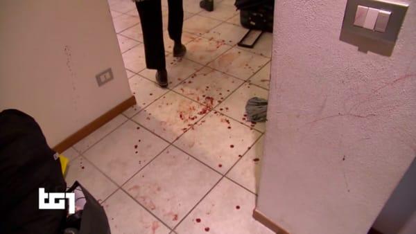 Casa de la violencia - Foto: TG1