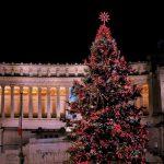 Spelacchio se enciende en Roma. Foto: Alessio Pescara FerroeGhisa