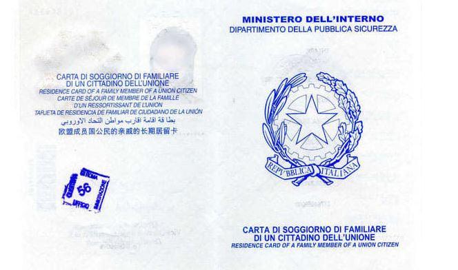 Cittadinanza Italiana: Con la Carta di Soggiorno Illimitato tengo ...