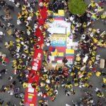 Foto publicada en el grupo Colombianos en Italia